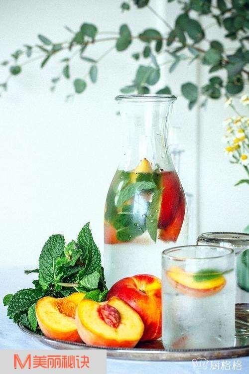 吃货升级,桃子的十种高逼格吃法