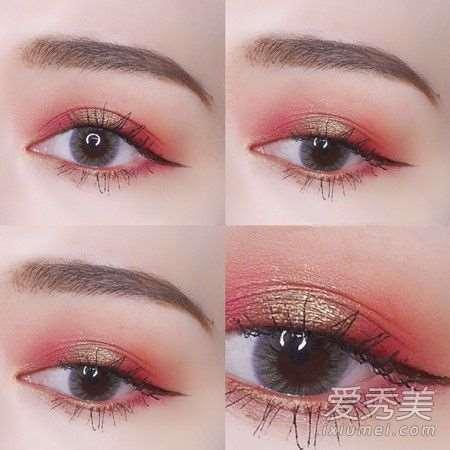 欧阳娜娜用什么化妆品 欧阳娜娜同款眼影盘盘点
