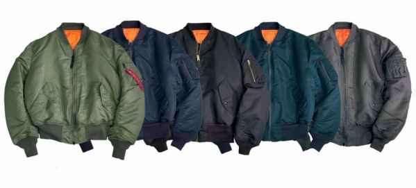 飞行夹克冬天能穿吗 冬季显瘦法则大公开
