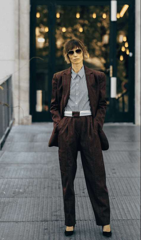 衬衫怎么搭配外套 清新优雅时尚一次性全部满足