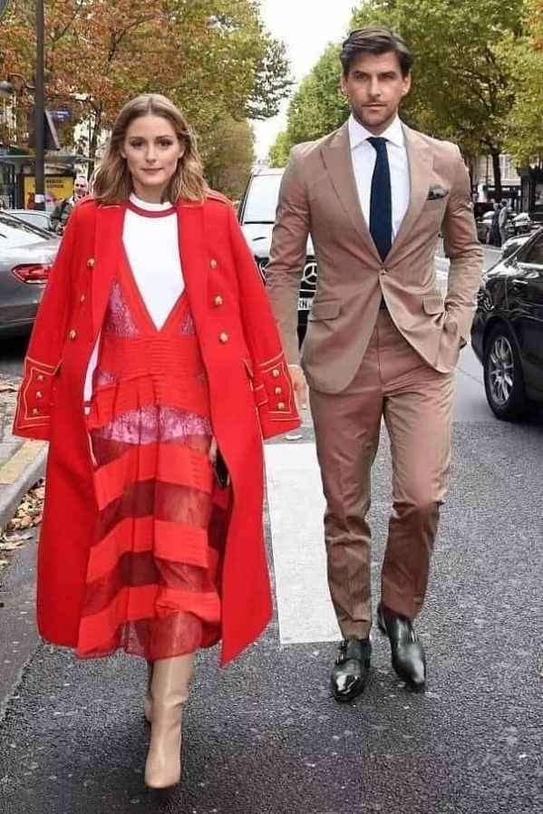 靠衣品突出重围,上东区最会穿名媛的大衣混搭法则