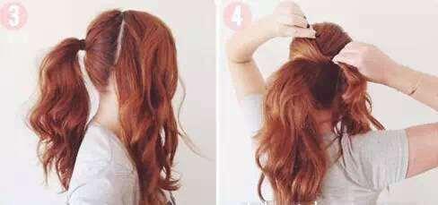 绑头发扎发教程 怎么绑头发简单又好看