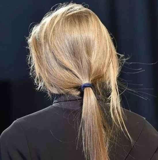扎发教程简单好看 头发这样扎简单快速