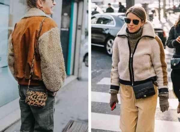 羊羔毛外套怎么搭配 最厚实温柔的时髦单品