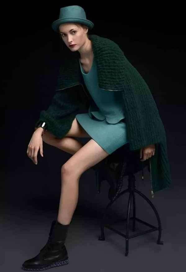 冬天毛衣怎么搭配裙子好看 毛衣配裙子美燃这个秋冬
