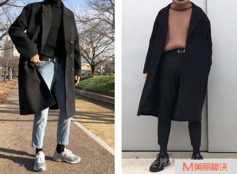 矮个男生如何搭配大衣 掌握这四种搭配 照样完美驾驭