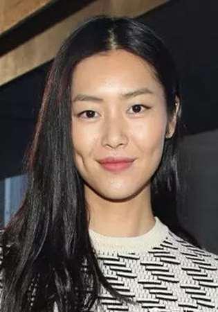 中国超模丹凤眼受宠 单眼皮画对眼线也很美