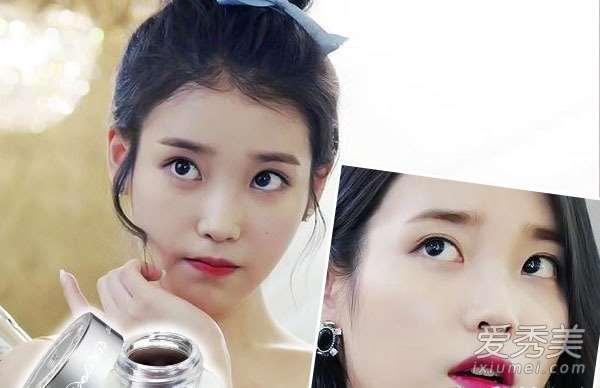 IU安昭熙Dara 韩国女星同款眼线画法