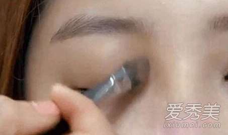 偷师韩国女星 单眼皮大眼妆教程