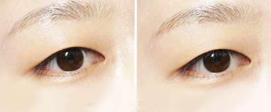 韩国单眼皮女生怎么画眼妆?