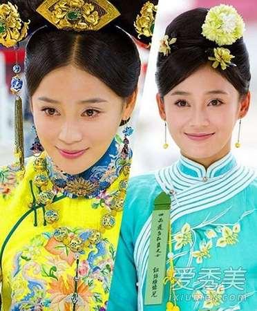 古装美女排行榜 范冰冰胡静杨幂Top 3