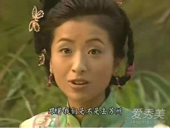 """12位古装剧中的""""伪美女"""" 杨幂马苏上榜"""