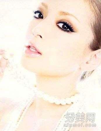 明星妆容欣赏 滨崎步日系芭比妆容