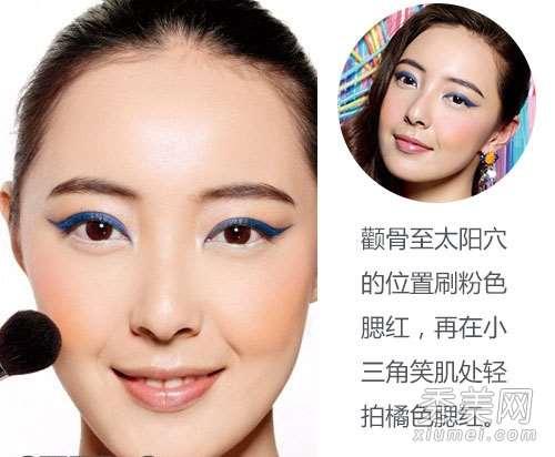 日系眼妆教程:藤井莉娜VS水原希子妆容解析