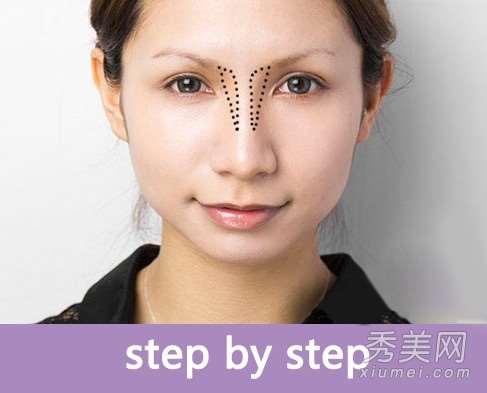 模仿日本超模 藤井莉娜微笑眼妆(图)
