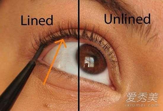 大眼妆技巧:化妆师亲身示范内眼线画法