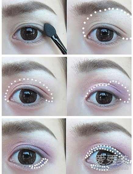偷师日本美少女 无辜大眼妆让颜值飙升