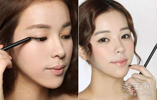 如何正确画眼线、眼影? 远离8大眼妆禁区