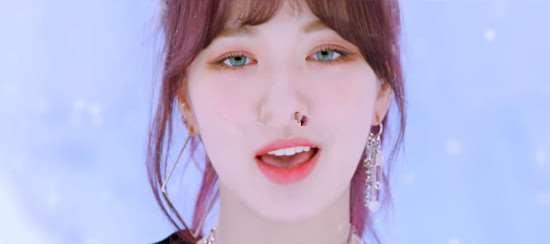 red velvet Wendy新歌mv中的妆容怎么化?