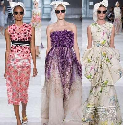 高定秀又来了 走进Chanel和Dior的色觉盛宴