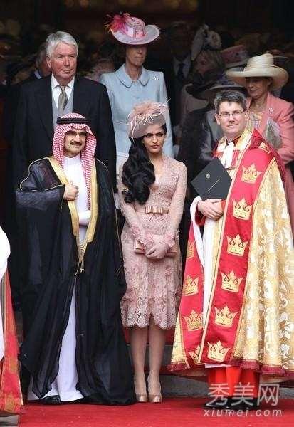 沙特公主遭软禁13年 曝王子极尽奢华生活