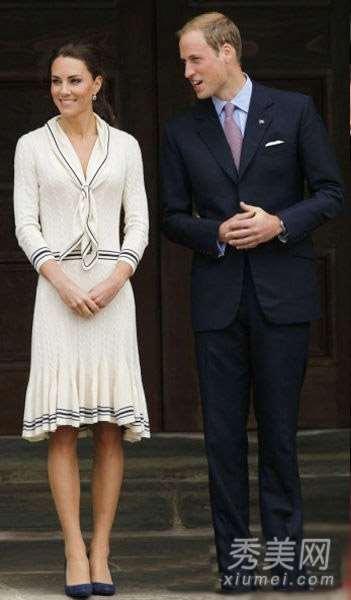 皇室奢华:凯特王妃最贵的十件礼服