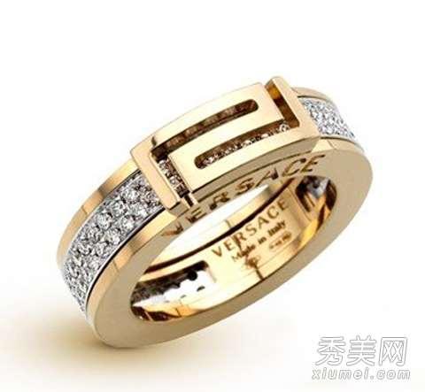 范思哲新款戒指 一场钻石与黄金的盛宴