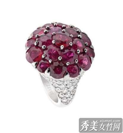 格拉夫钻石的七彩魅惑