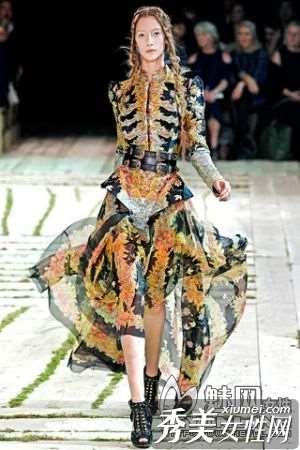 2011春夏时装周上10个最佳系列