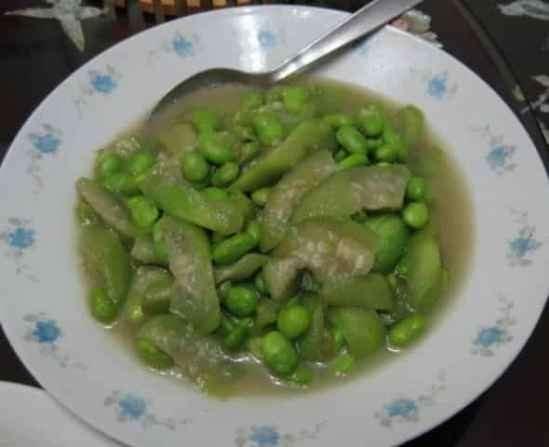 青豆和什么炒好吃 夏天吃青豆胜过吃肉