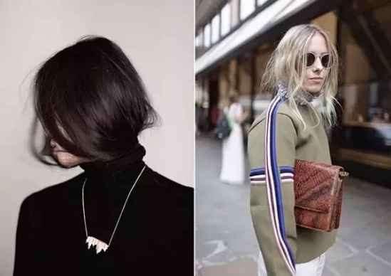 穿毛衣适合的发型 穿毛衣配什么发型好看