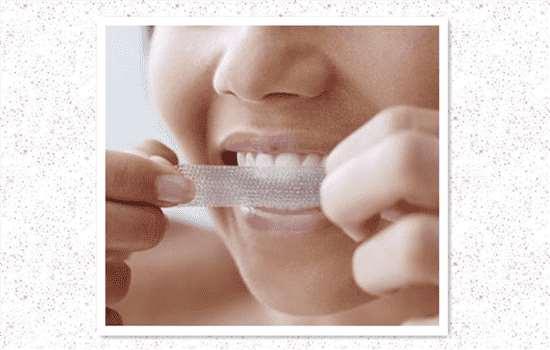 美白牙贴对牙齿有伤害吗 长期用美白牙贴警惕牙齿受伤