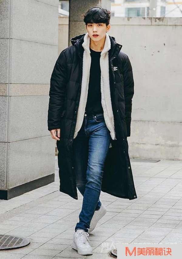 4保暖大衣风格