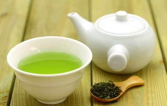 绿茶减肥法 给力月瘦15斤