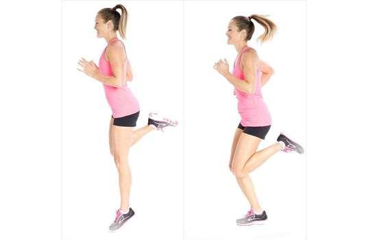 原地跑步跑多久才有效果 纯粹原地跑不如花样跑法