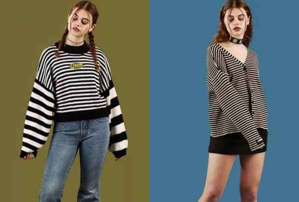 胖人穿什么毛衣显瘦 秋冬的毛衣这样才是真的瘦