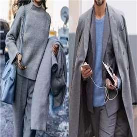 灰色衣服搭配什么颜色好看
