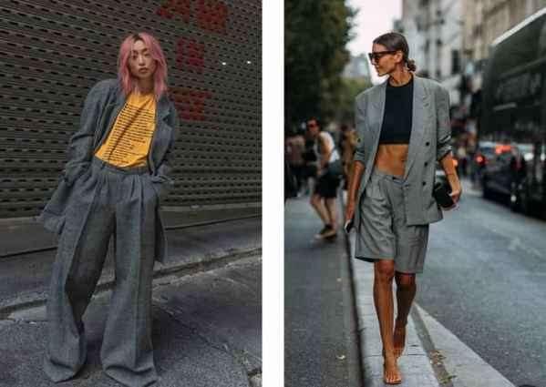 女生西装怎么穿搭 解码今年秋冬最全的西装穿搭指南