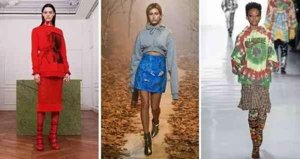 秋天卫衣怎么穿好看 入秋卫衣这样穿太好看了