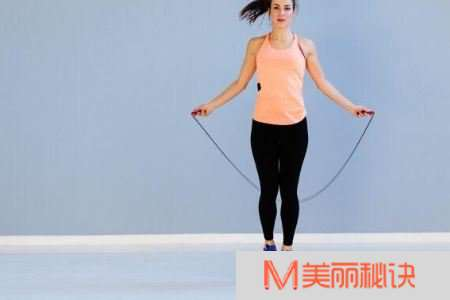 三种适合女性减肥的运动