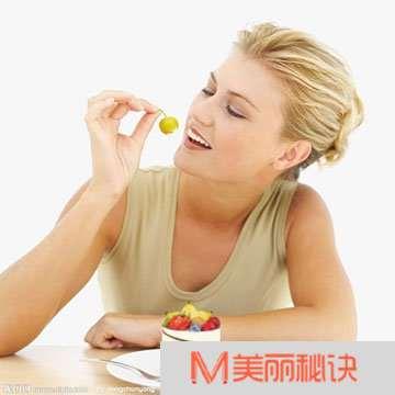 """吃水果减肥的误区 最好别去""""闯"""""""