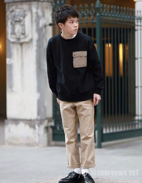 矮个子男生怎么穿衣好看 学会这4种搭配才更潮流
