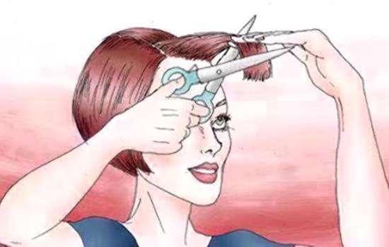 头发怎么剪出层次感 如何剪一个有层次感的发型
