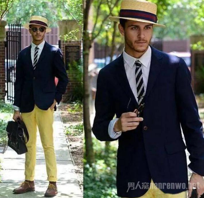 男装搭配技巧 这3种搭配推荐给你 轻松提升你的衣品