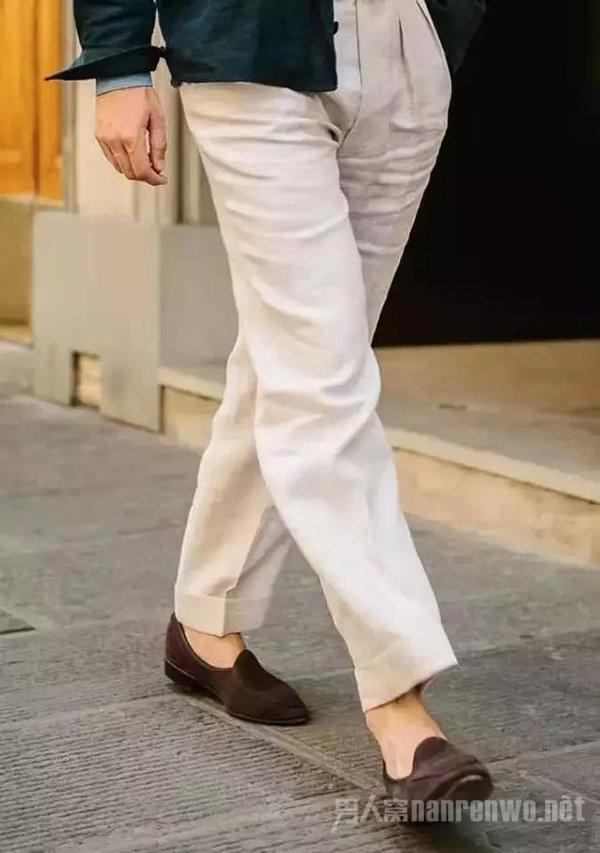 亚麻裤子选择