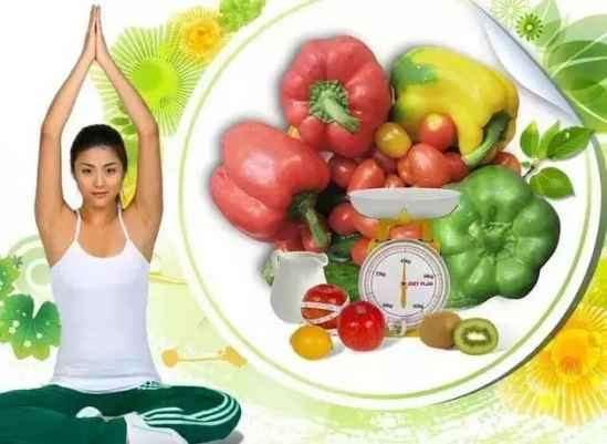 减肥饮食计划表