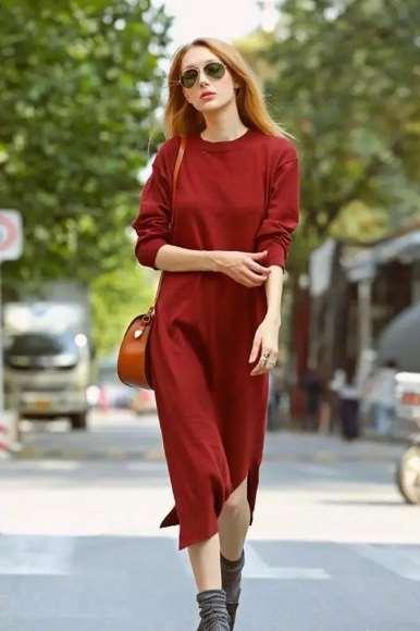 2017入秋的气质时尚穿搭   时尚达人都是这么搭