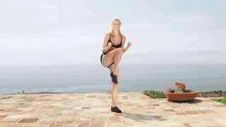 怎么瘦腿最快最有效 做这几个动作能瘦腿