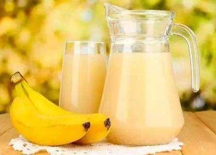 香蕉豆浆一晚减5斤 连便秘都好了