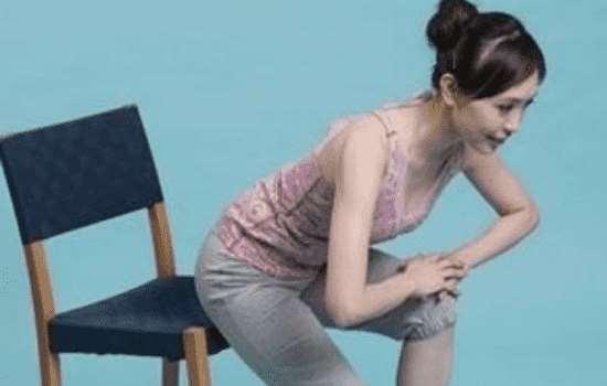 坐在办公室怎么瘦腿 4个动作让白领坐着就轻松瘦腿